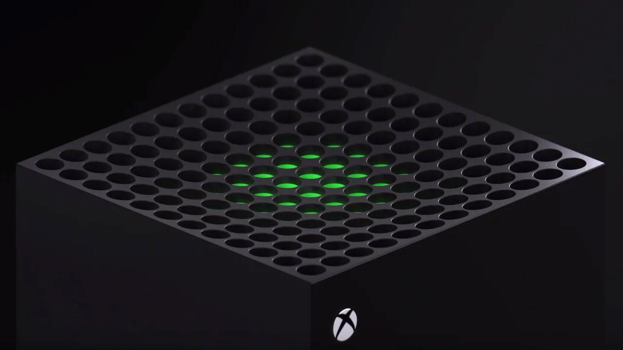 Xbox Series - góra konsoli