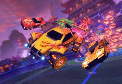 Rocket League z nowościami na Chiński Nowy Rok