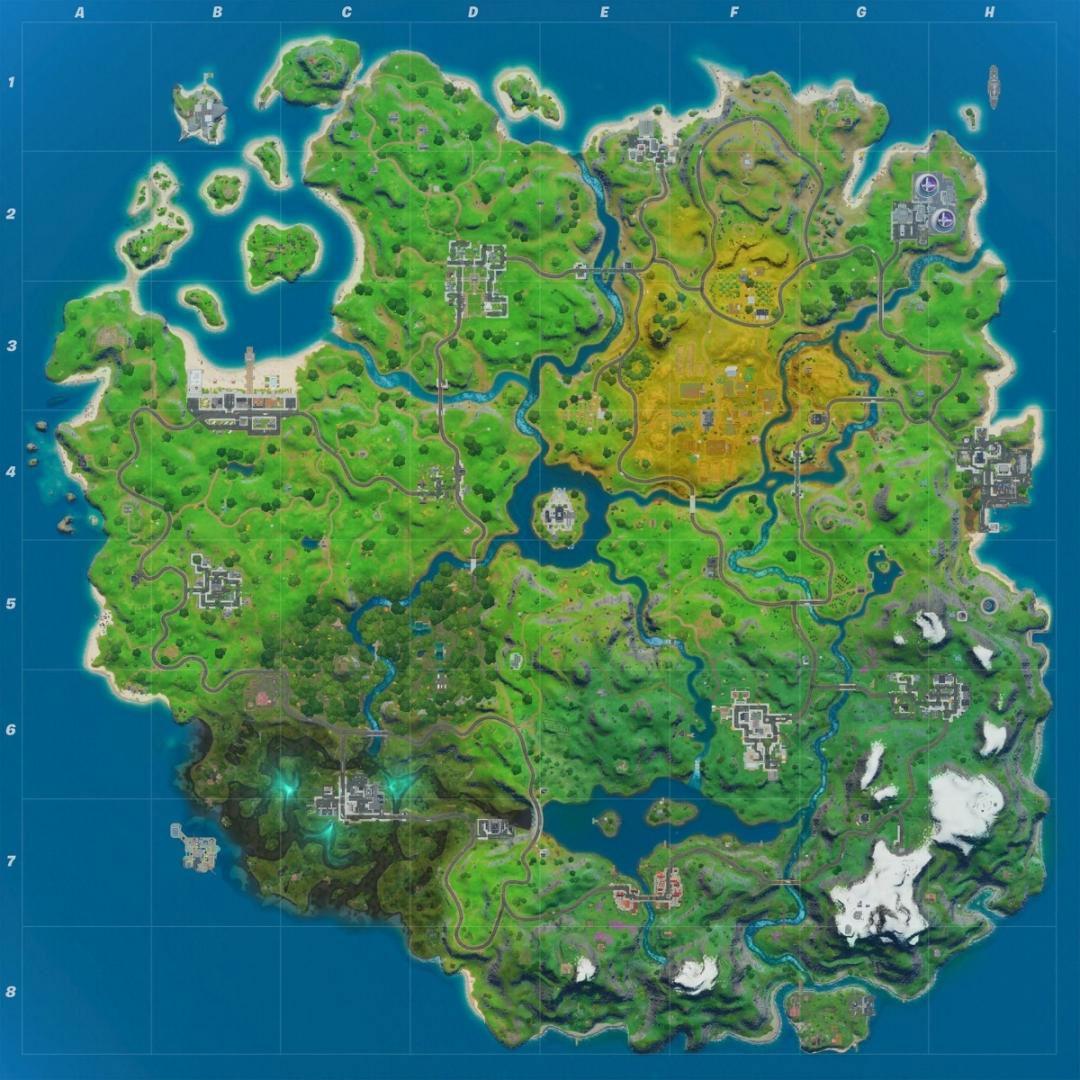 Fortnite 2 Sezon 2 W Szczegolach Mapa Nowosci Zwiastun Planetagracza Pl