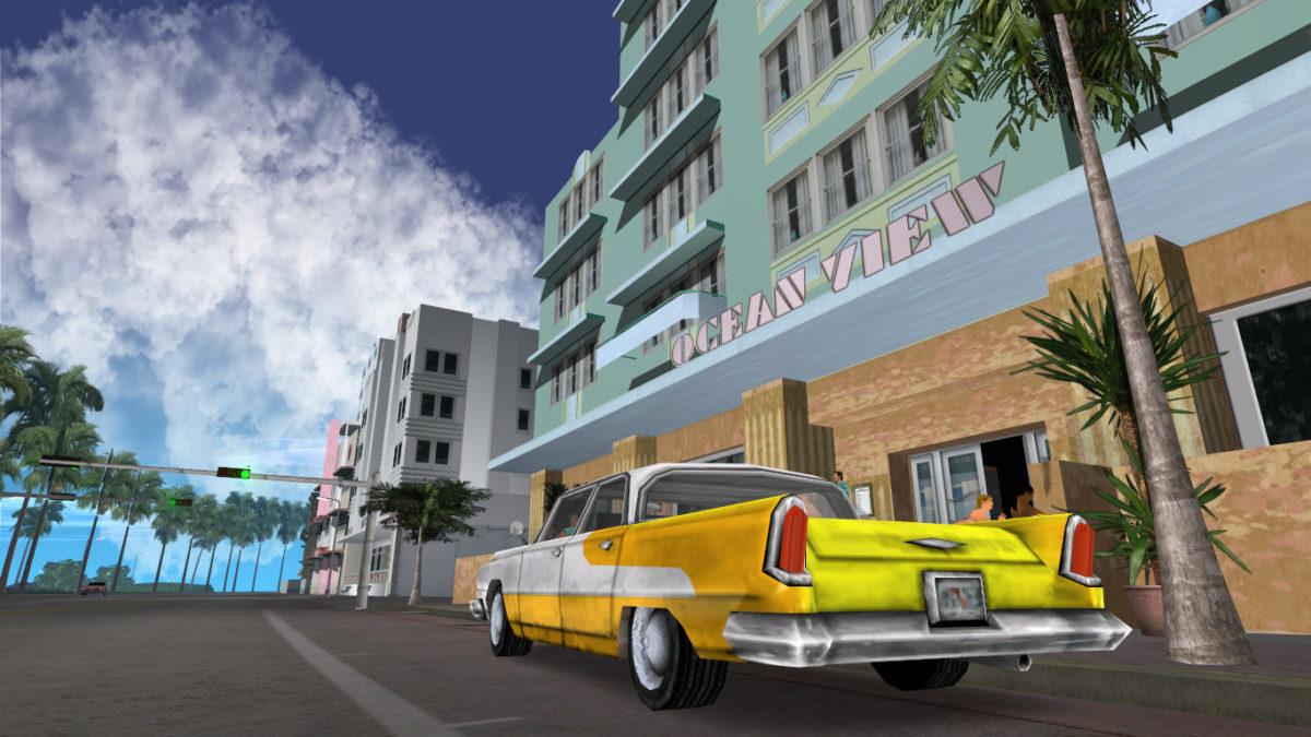 GTA Vice City mod, modyfikacja