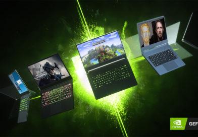 Laptopy z kartami GeForce RTX SUPER. Nvidia ogłasza największą premierę w historii firmy