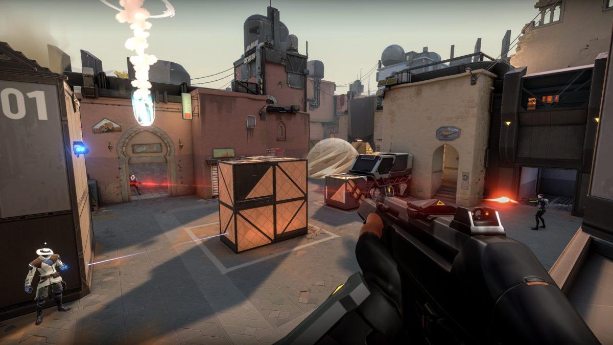 Riot Games walczy z toksycznym zachowaniem graczy w Valorant
