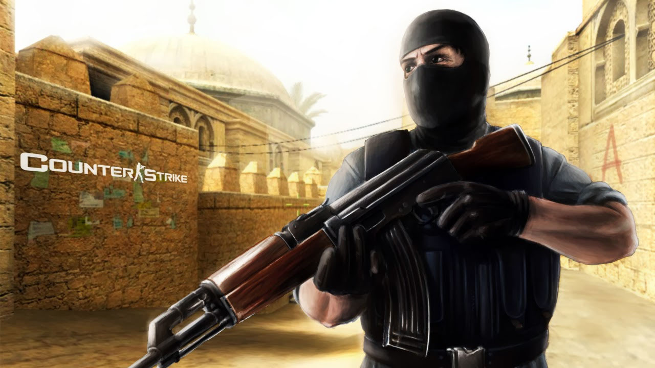 terrorysta w grze Counter Strike Global Offensive