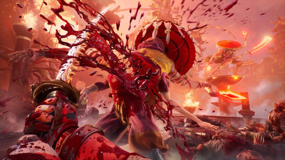 Shadow Warrior 3 z nowym zwiastunem