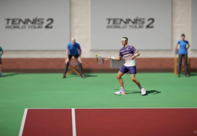 Tennis World Tour 2 ujawnione, pokazano trailer z gameplayem