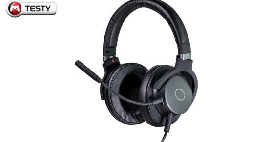 Test słuchawek Cooler Master MH751 – dobrze wydane pieniądze