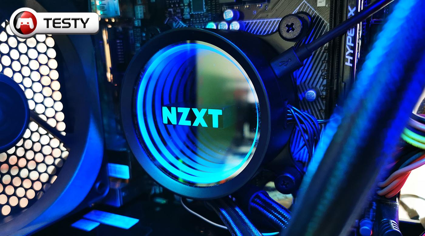 Test NZXT Kraken X53