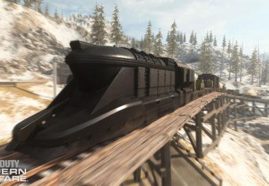 CoD: Warzone – gracze próbowali zatrzymać pociąg w grze [WIDEO]