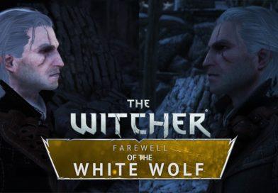 Wiedźmin: Pożegnanie Białego Wilka – rewolucja w grafice na nowym wideo