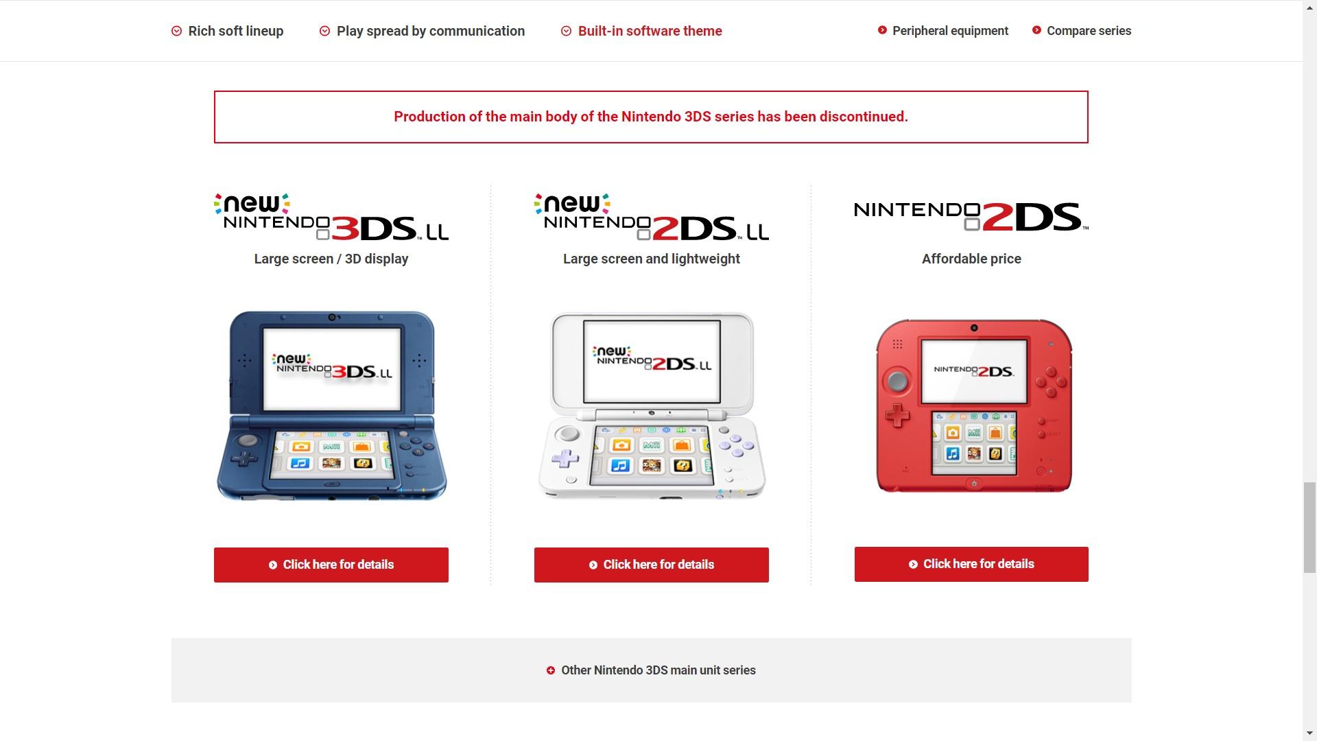 Koniec produkcji 3DS PlanetaGracza