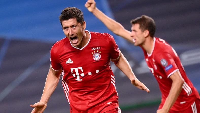 FIFA 21 - Robert Lewandowski jednym z trzech najlepszych ...