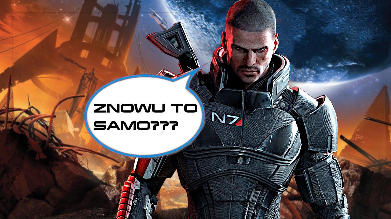 Seria Mass Effect Nie Potrzebuje Remastera A Nowej Czesci Planetagracza Pl