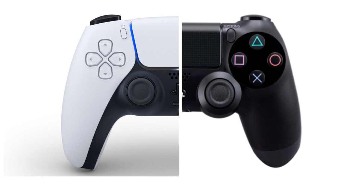 Gry PS4 i PS5 - kontroler
