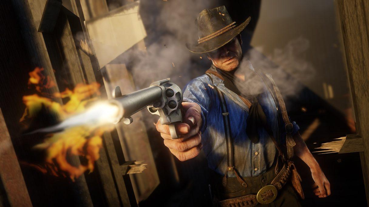 Red Dead Redemption 2 grafika na RTX 3090