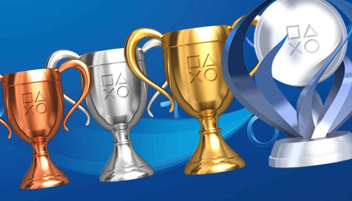 PlayStation trofea - problem z grą z PS Plus