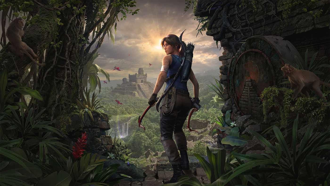 Gramy w Rise of the Tomb Raider PL [PS4] - Więzy Krwi