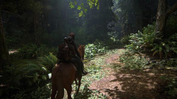 The Last of Us Part II - zrzut ekranu