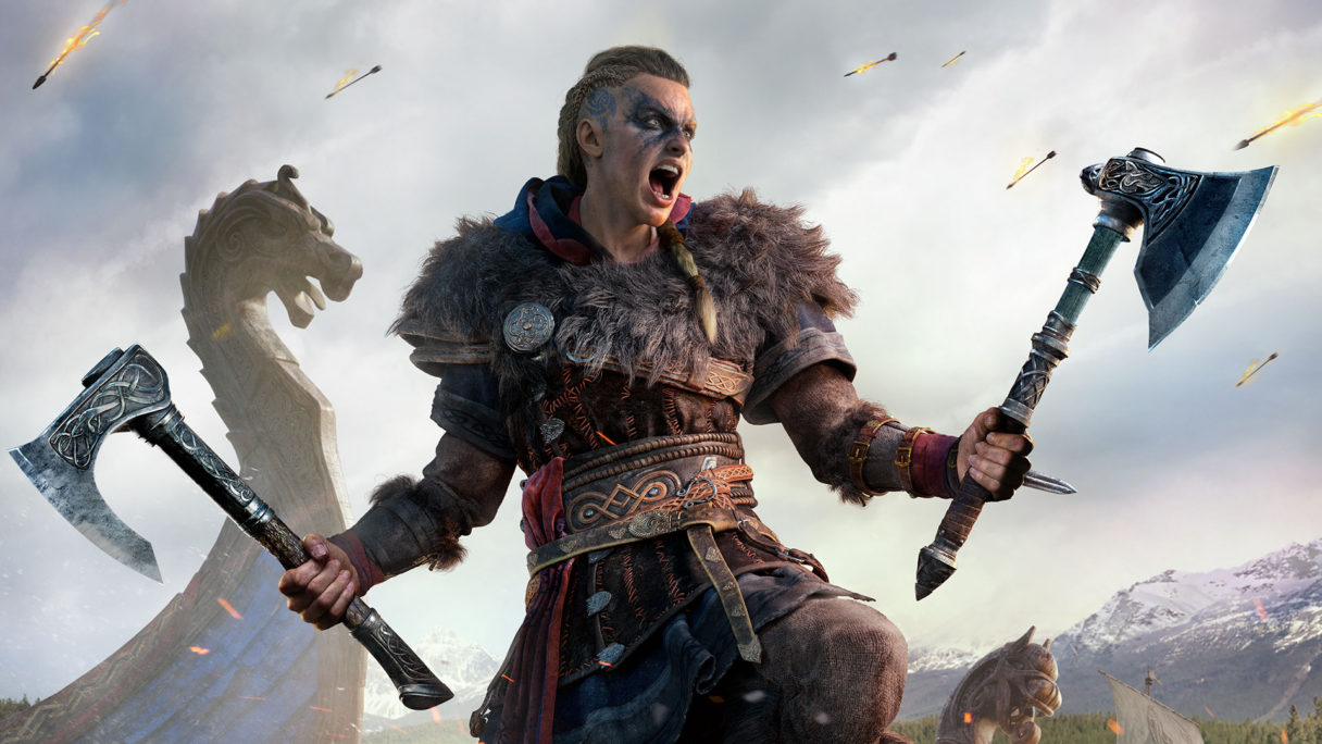 Assassin's Creed Valhalla mikropłatności