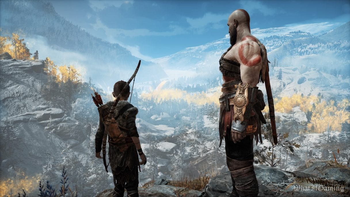 homoseksualizm w God of war