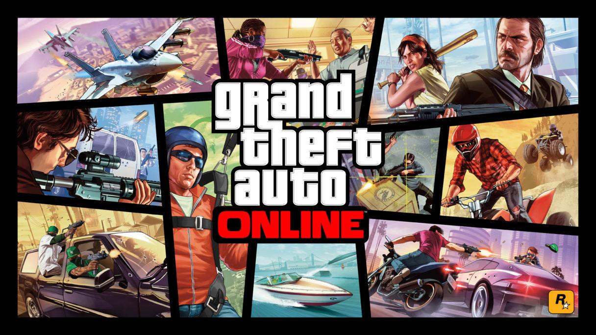 GTA Online - logo