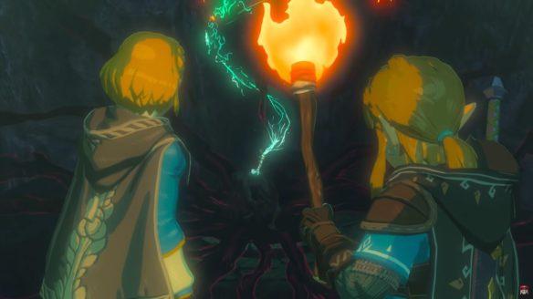 The Legend of Zelda Breath of the Wild 2 - grafika