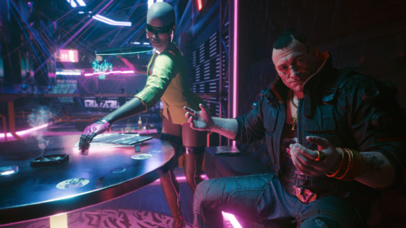 Cyberpunk 2077 patch. 1.2