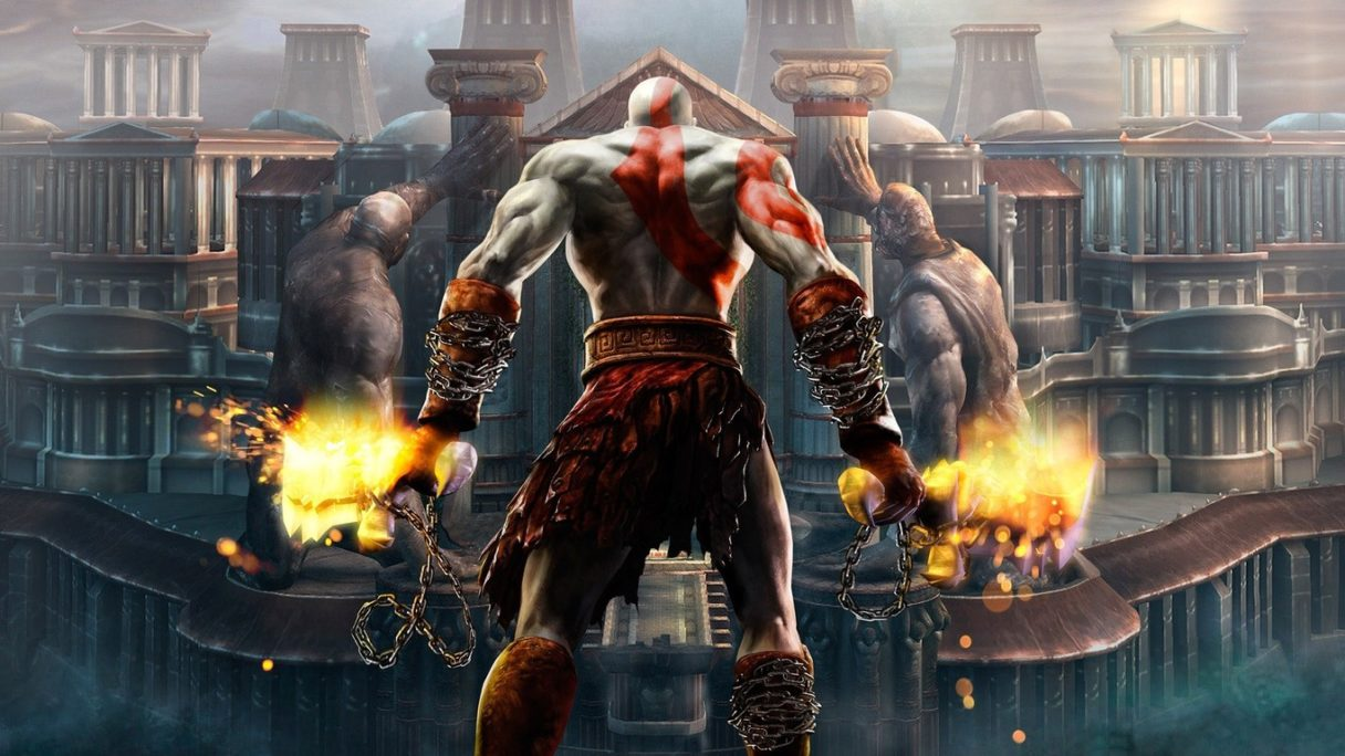 David Jaffe God of War
