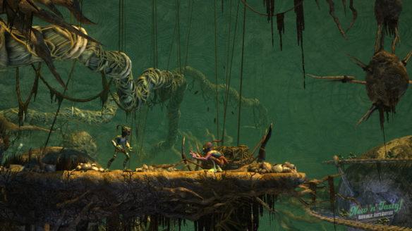 Oddworld: Soulstorm gameplay