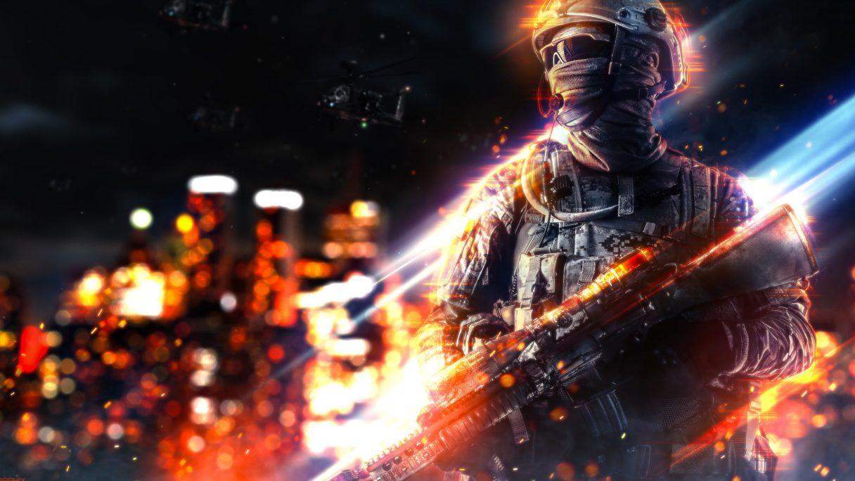 Battlefield 6 - fanowska grafika