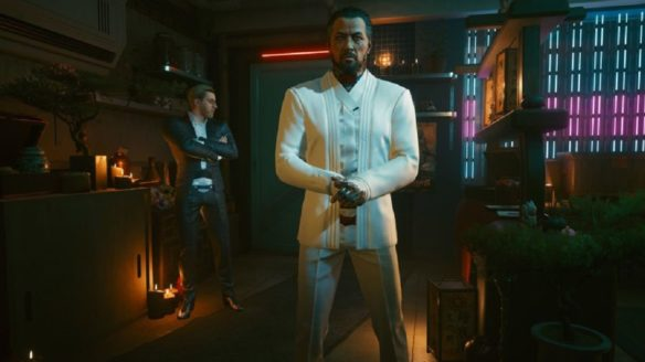 Cyberpunk 2077 Patch 1.2