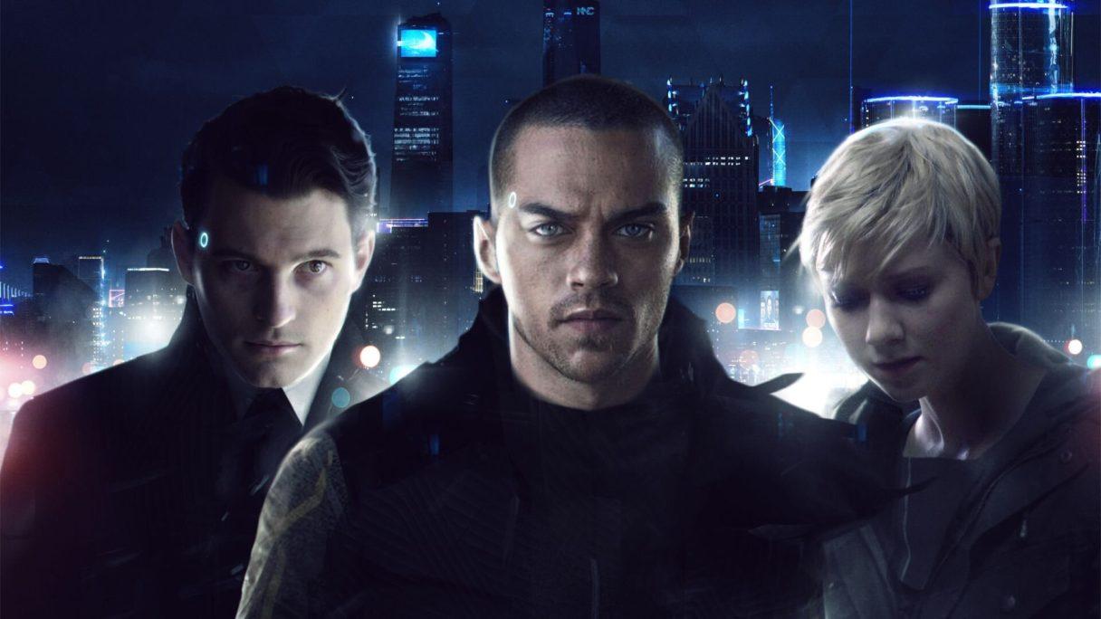 Detroit bohaterowie Quantic Dream