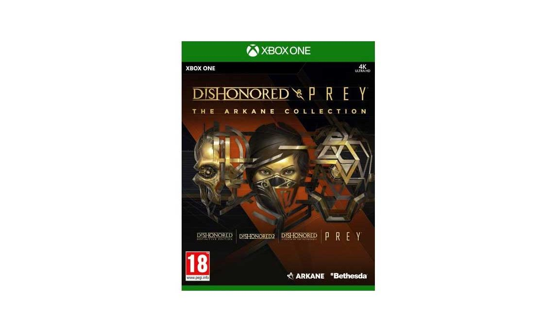 Dishonored and Prey: The Arkane Collection