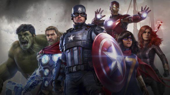 Marvel's Avengers aktualizacja dla ps5 i xboksa series x
