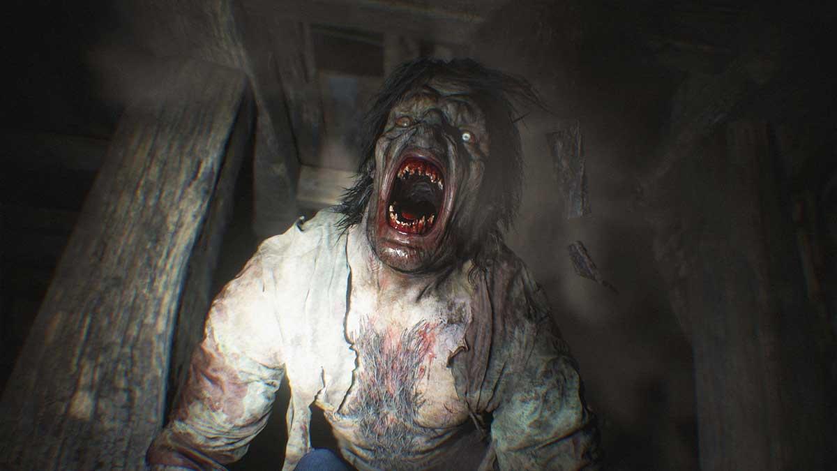 Resident Evil Village - wilkołak