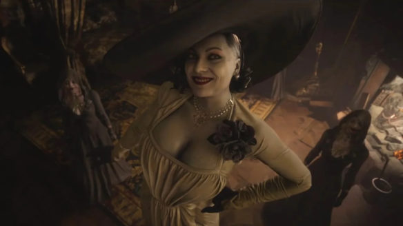 Resident Evil Village i Lady Dumitrescu