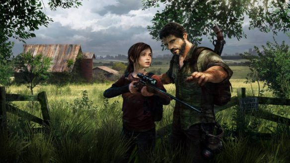 The Last of Us - Joel i Ellie