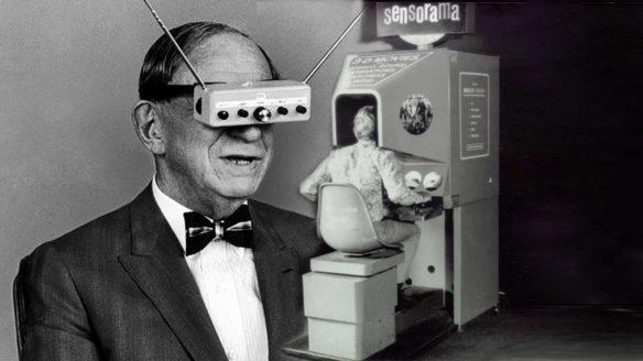 VR-Sensorama