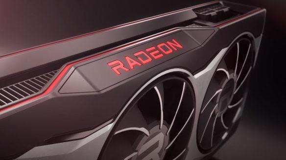 AMD Radeon 6000 karta
