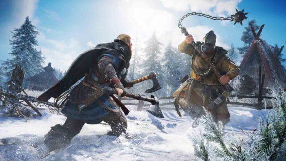 Assassin's Creed Valhalla walka