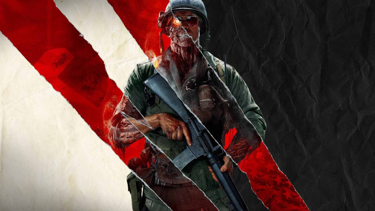 Black Ops Cold War zombie