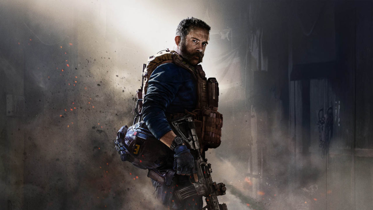 Call of Duty kapitan Price