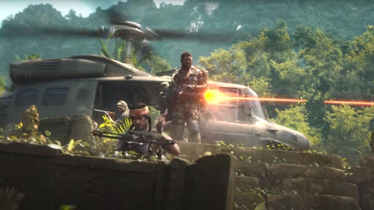 Call of Duty Warzone żołnierze
