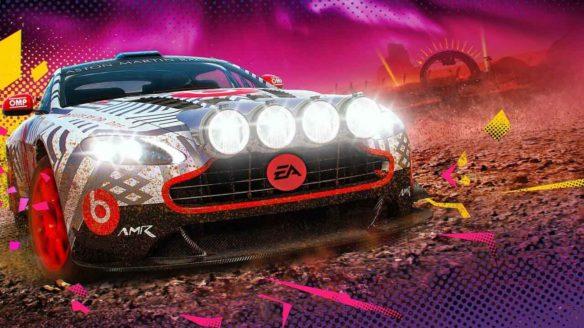 Codemasters EA samochód