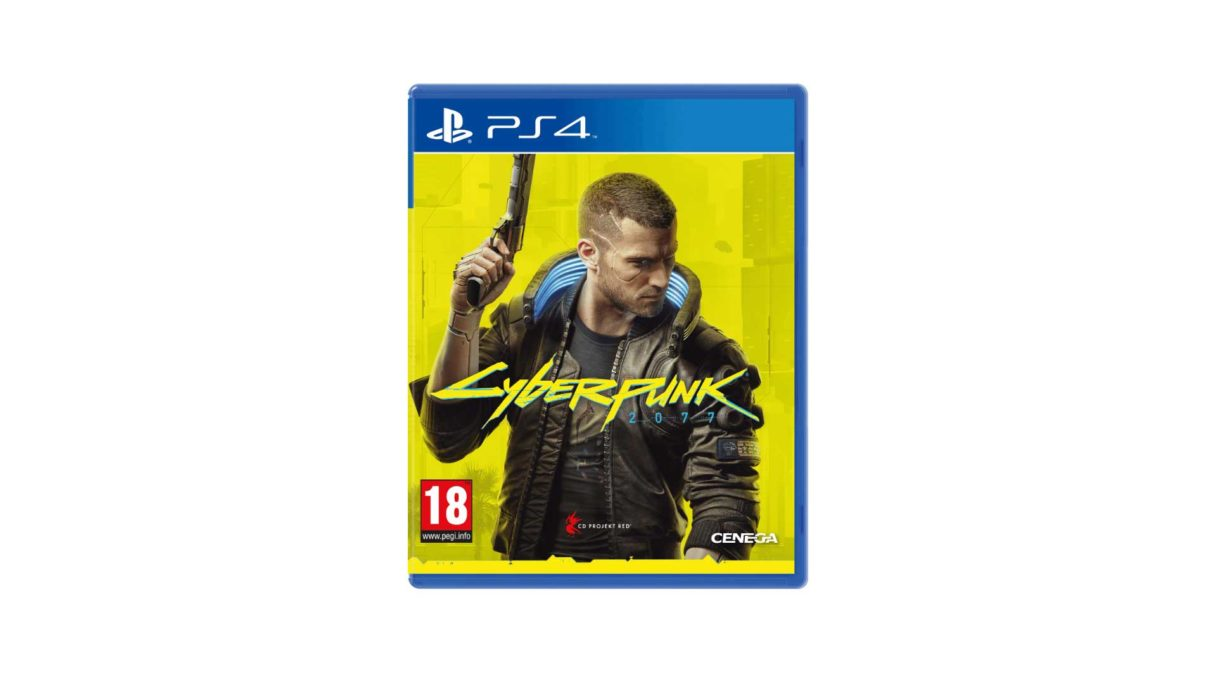 Cyberpunk 2077 na PlayStation 4