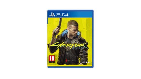 Cyberpunk 2077 na PlayStation 4