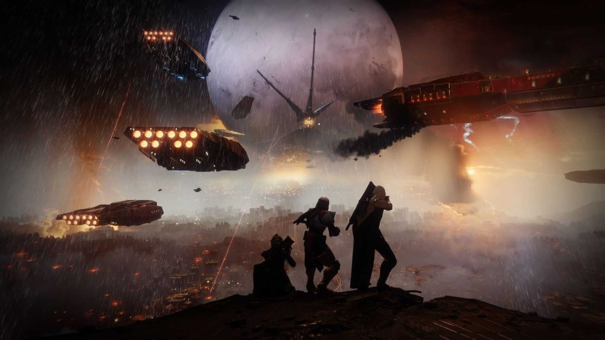 Destiny 2 grafika