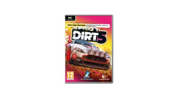 Dirt 5 na PC. Wersja pudełkowa gry w promocji