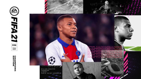 FIFA 21 okładka