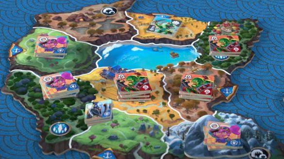 Najlepsze gry planszowe - Small World of Warcraft