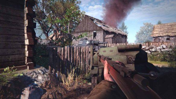 Land of War zrzut ekranu